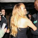 Mariah Carey at Poppy for a Golden Globes After Party in LA - 454 x 681