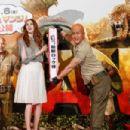 Karen Gillan – 'Jumanji Welcome to the Jungle' Screening in Tokyo - 454 x 303
