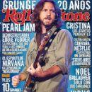 Grunge - Rolling Stone Magazine Cover [Argentina] Magazine Cover [Argentina] (1 November 2011)