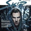 Benedict Cumberbatch - Skip Magazine Cover [Austria] (April 2013)