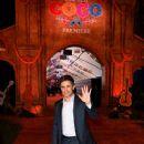 Gael Garcia Bernal– Premiere of Disney Pixar's 'Coco' - Arrivals - 376 x 600