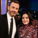 Lucy Hale – on 'Jimmy Kimmel Live' in Hollywood
