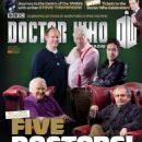 Doctor Who - Doctor Who Magazine Cover [United Kingdom] (19 September 2013)