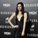 Jessica de Gouw – 'Underground' TV Series Season 2 Premiere in LA March 1, 2017 - 454 x 759