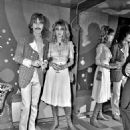 George Harrison and Pattie Boyd  The Apple Boutique, it opened on  December 7th, 1967 and closed on July 30th, 1968. - 454 x 505