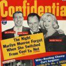 Marilyn Monroe - Confidential Magazine [United States] (September 1961)
