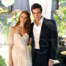 David Copperfield and Chloe Gosselin - 454 x 302