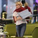Emma Roberts – Shopping at Prada in Beverly Hills