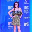 Lindsay Lohan – 2018 MTV Europe Music Awards in Bilbao - 454 x 623