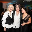 Paul Stanley and Erin Sutton attend Crustacean Beverly Hills Hosts 'An Iconic Affair' In Celebration Of Its 20th Anniversary & Grand Reopening - 454 x 506