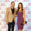 Rochelle Humes The Hairfinity Launch Party In London