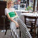 Caroline Trentini Vogue Brazil October 2014