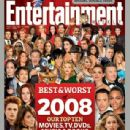 Sarah Jessica Parker - Entertainment Weekly Magazine [United States] (26 December 2008)