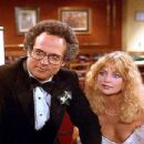 Goldie Hawn and Albert Brooks