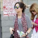 Demi Lovato - Makes A Trip To Her Optometrist, 2009-06-02
