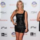 Laura Vandervoort Maxim Hot 100 Party - 454 x 668