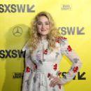 AJ Michalka – 'Support the Girls' Premiere at 2018 SXSW Festival in Austin - 454 x 330