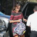 Alessandra Ambrosio – Out and About in L.A. 10/18/ 2016 - 454 x 494