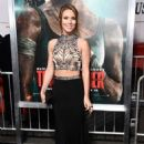 Amy Pemberton – 'Tomb Raider' Premiere in Hollywood - 454 x 682