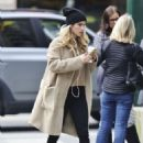 Claire Holt – Out in Vancouver, Canada 3/11/ 2017 - 454 x 625