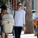 Danielle Panabaker – Leaving Joan's on Third 08/05/2017 - 454 x 682