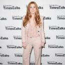 Amy Adams attends TimesTalks to discuss