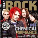 My Chemical Romance - Teraz Rock Magazine Cover [Poland] (January 2011)