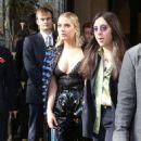 Ashley Benson – Leaving her hotel in Paris