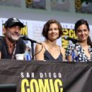 Jeffrey Dean Morgan- July 21, 2017- AMC at Comic Con 2017 - Day 2
