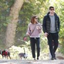 Kate Mara – Goes for a hike in Griffith Park in Los Feliz