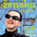 Mirela Holy  -  Magazine Cover