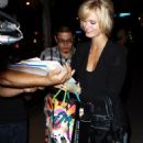 Sara Paxton - At Voyeur Nightclub In West Hollywood - July 8, 2010