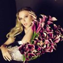 Scarlett Johansson - Adverts For Champagne Company