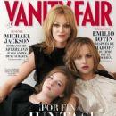 Melanie Griffith, Dakota Johnson, Stella Banderas - Vanity Fair Magazine Pictorial [Spain] (March 2009) - 454 x 606