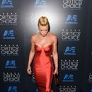 Jaime Pressly 5th Annual Critics Choice Television Awards In Beverly Hills