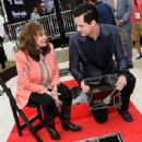 Loretta Lynn and Jack White Induction Into The Nashville Walk Of Fame on June 4, 2015 in Nashville, Tennessee. - 436 x 600