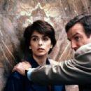 Annabella Sciorra and Jamey Sheridan in Whispers in the Dark (1992)