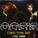 First Time Out Live 2000
