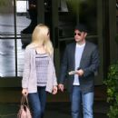 Claudia Schiffer - Hotel Auberge Du Soleil In The Napa Valley - May 31 '08
