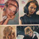 Jean Seberg, Michèle Morgan, Brigitte Bardot, France Anglade - Filmski svet Magazine Pictorial [Yugoslavia (Serbia and Montenegro)] (25 February 1965) - 454 x 647