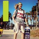 Olga Maliouk - Glamour Magazine Pictorial [Italy] (July 2015) - 454 x 594