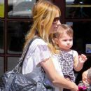 Sarah Michelle Gellar's Afternoon With Baby Charlotte