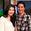 Alden Richards and Kylie Padilla