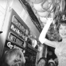 Actress Shirley MacLaine rides the New York subway on her way to the Worlds Fair