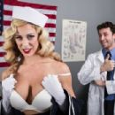 Cherie DeVille - Big Tits in Uniform 13 - 454 x 303