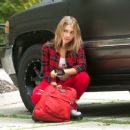 Olesya Rulin as Calista Secor in Powers - 454 x 255