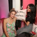 Caroline D'Amore – Paris Hilton x boohoo Official Launch Party in West Hollywood - 454 x 381