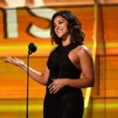 Gina Rodriguez- The 59th GRAMMY Awards - 454 x 321
