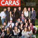 Grettell Valdez - Caras Magazine Cover [Mexico] (January 2016)
