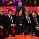 Graham Norton Show with Zoolander cast, Elton John and Jack Black (February 2016)
